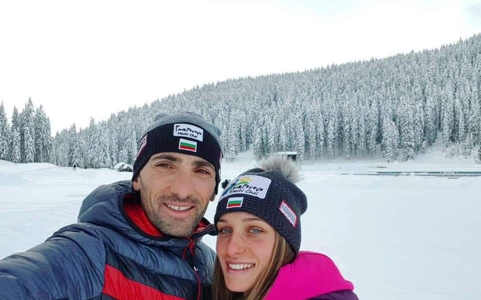 Тодорова и Илиев с по две държавни титли на биатлон