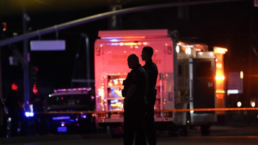 Четирима души, включително дете, са застреляни в щата Калифорния