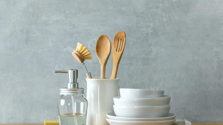 Местата в кухнята, които трябва да почистваме по-усърдно