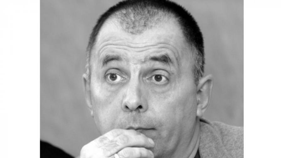 Последно сбогом с журналиста Георги Коритаров