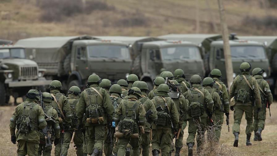 От Кремъл предупредиха за възможна война с Украйна