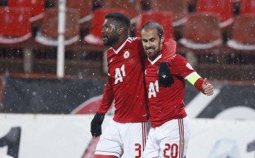 ЦСКА дава своя звезда в Саудитска Арабия срещу крупна сума