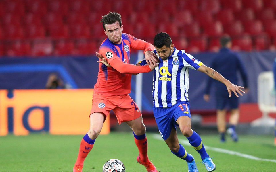 Челси и Порто излизат в мач-реванш 1/4-финалите в Шампионската лига.