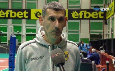 Александър Попов: С единия крак Хебър бе извън финала