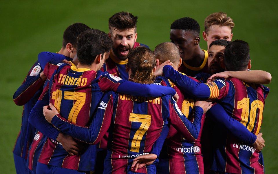 В отбора на Барселона са готови да направят огромна чистка