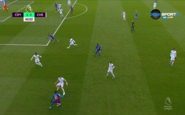 Палас върна един гол срещу Челси