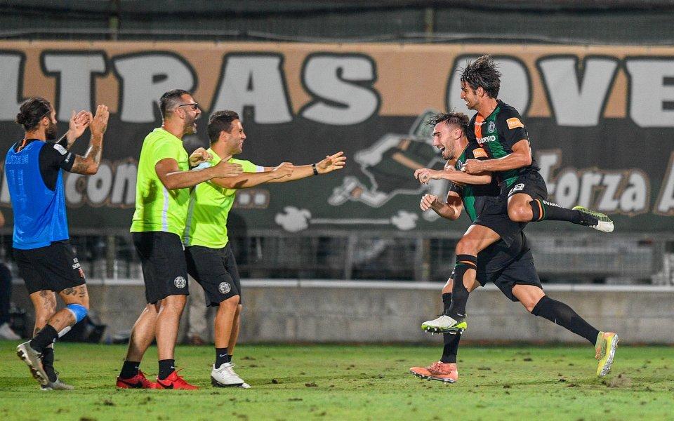Бивш участник в Серия А отново мечтае за елита