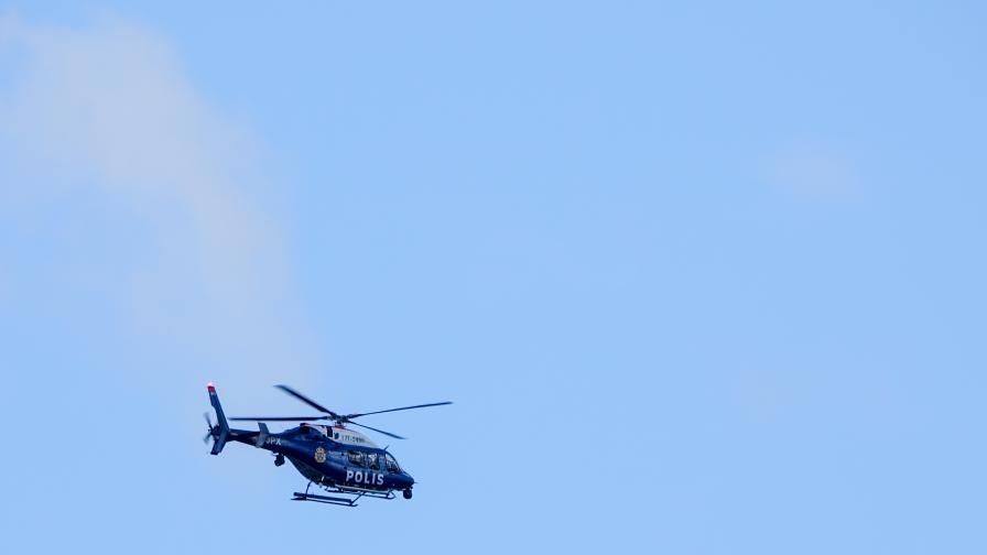 17-годишно българче изчезна в Англия, издирват го с хеликоптер