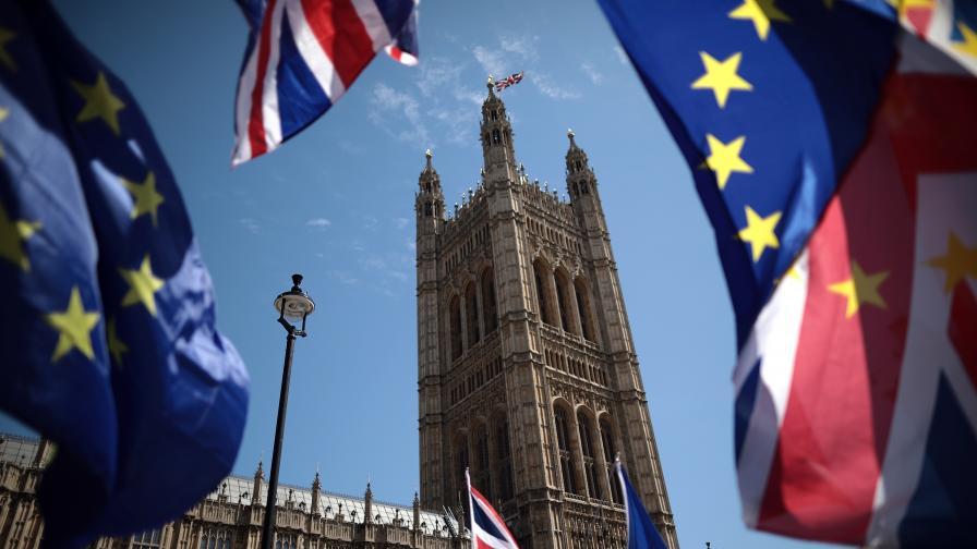 Парламентът на Великобритания почете паметта на принц Филип