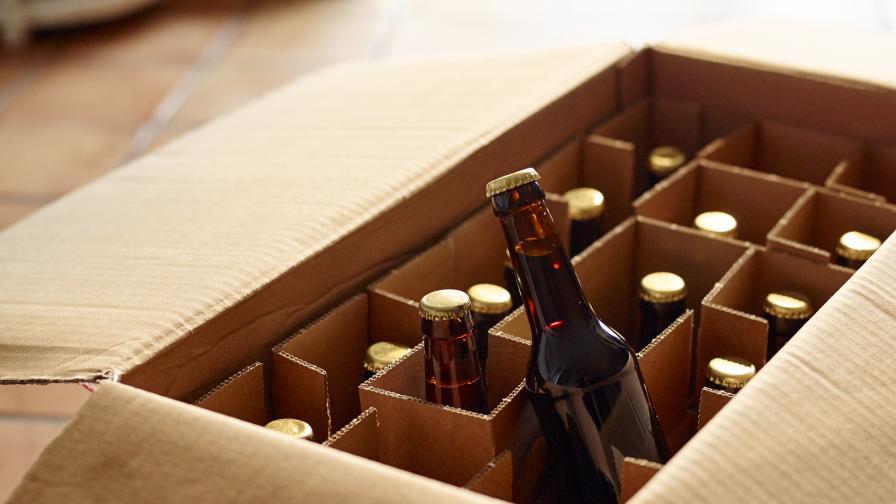 <p>Задържаха над 2000 литра контрабандна бира&nbsp;</p>
