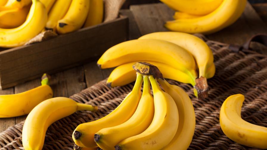 Мистериозно заболяване може да остави човечеството без банани