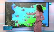 Прогноза за времето (13.04.2021 - централна емисия)