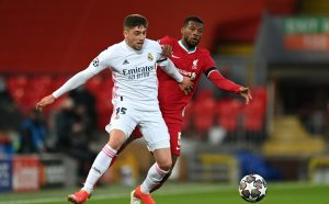 Ливърпул се опита, но Реал М спря устрема и се класира за полуфиналите в ШЛ