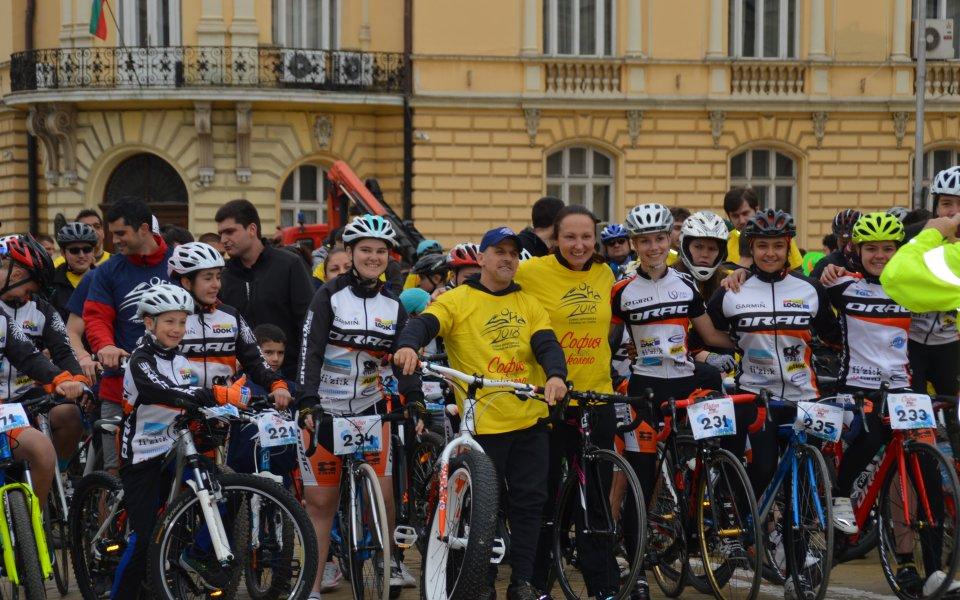Спортни звезди повеждат Велошествие 2021 в София