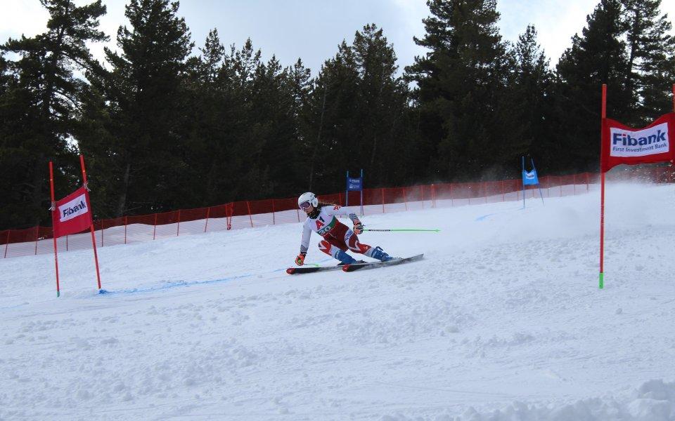 Сезонът в алпийските ски беше закрит днес със състезания в
