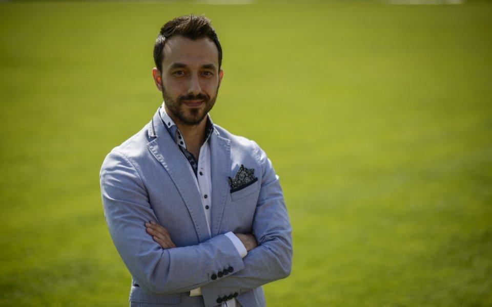 Футболният мениджър, Георги Захариев, излезе с официална кандидатура за вакантното