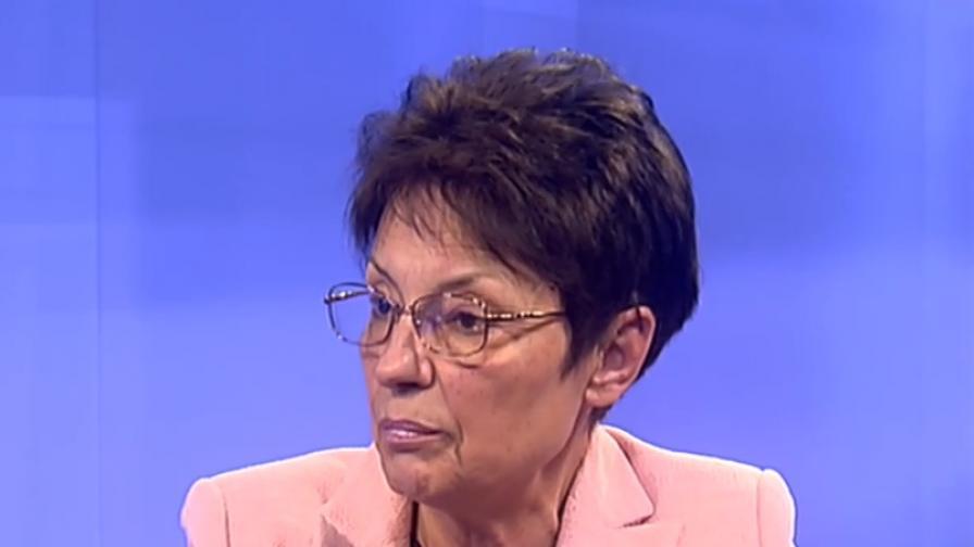 Атанасова: Ще подкрепим всяко анти-ГЕРБ правителство