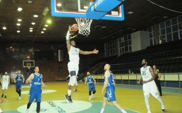 Черноморец загуби от ПАОК (Солун) в баскетболна контрола