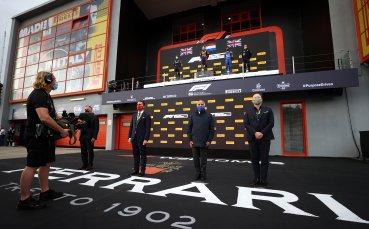 Два положителни теста за COVID-19 по време на Гран при на Емилия Романя