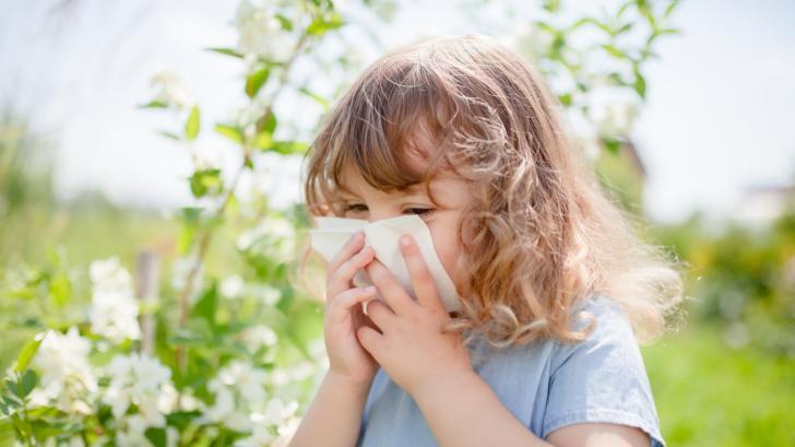 Как се доказва алергията при децата