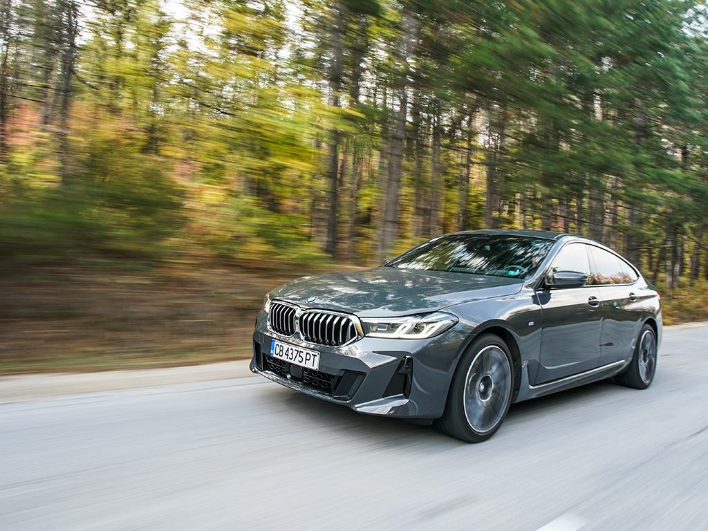 BMW Серия 6 Гран Туризмо е автомобил за хора, които искат стилен външен вид (но по-различен от установените канони), съчетан с повече практичност и страхотен комфорт.
