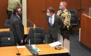 Бивш полицай е признат за виновен за смъртта на Джордж Флойд