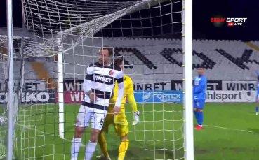 Локо Пд поведе срещу Левски
