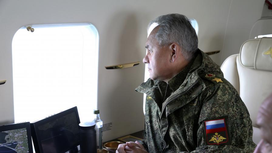 Изтегля ли Русия войските от границата с Украйна