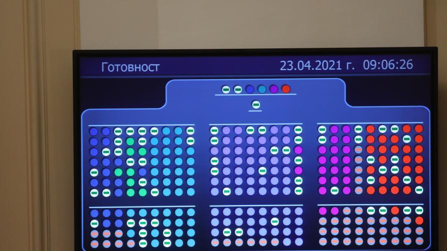 """Депутатите приеха на първо четене законопроекта на """"ИТН"""" за Изборния кодекс"""