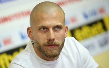 Реян Даскалов: Искам да стана шампион на България
