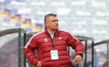 Киселичков: Съжалявам, че не победихме