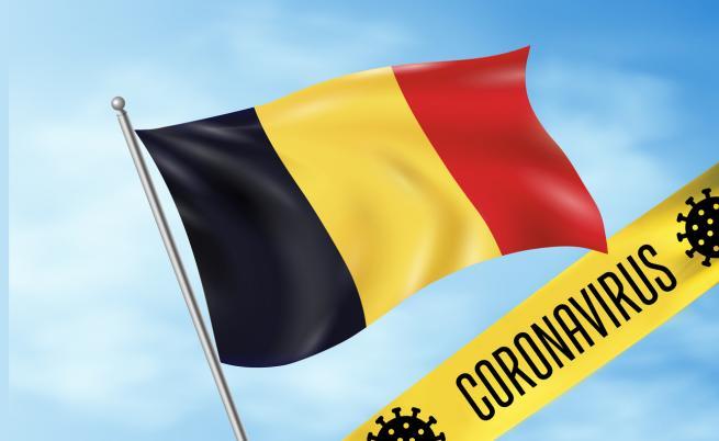 Белгия проверява странен случай на заразени с ковид