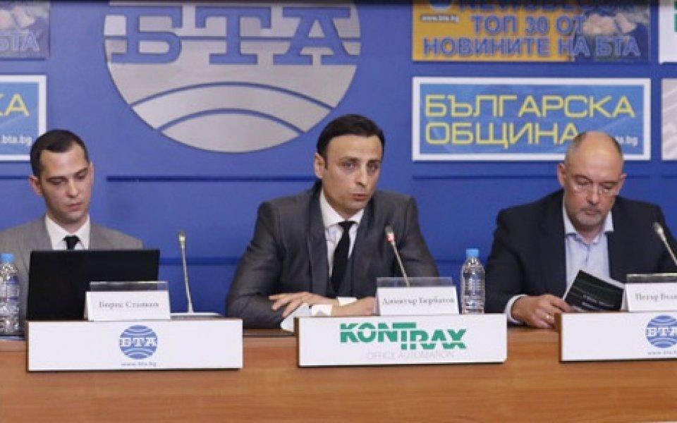 Юристът в екипа на Димитър Бербатов - Георги Владов също