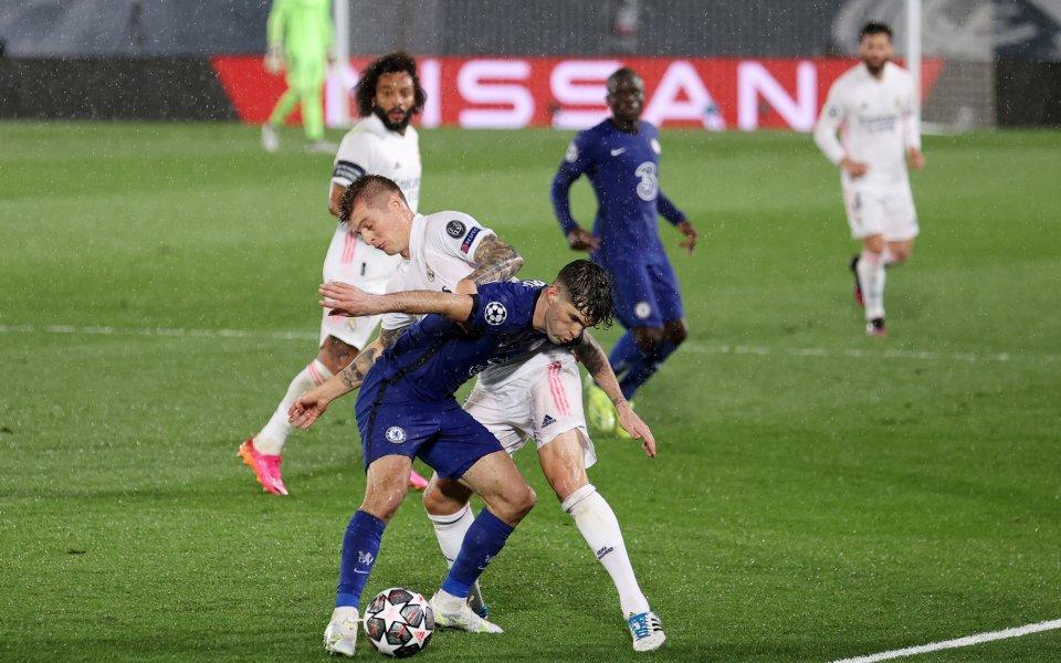 Днес Челси и Реал Мадрид ще определят втория финалист през