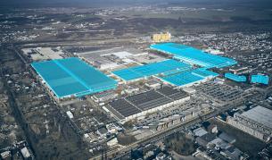 <p>Ford инвестира още 250 млн. евро в завода в Крайова</p>