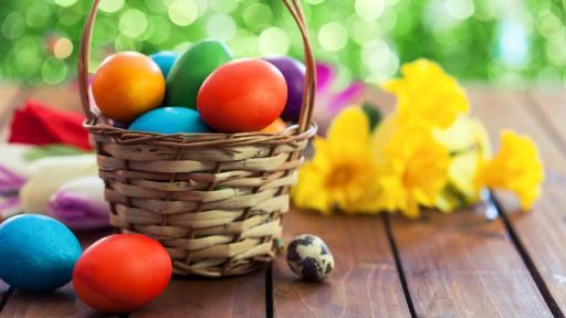 <p>Значението на боите, с които украсяваме великденските яйца&nbsp;</p>