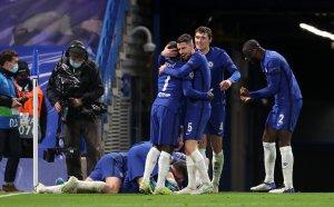 Челси е на финал в Шампионска лига след футболна лекция над Реал Мадрид