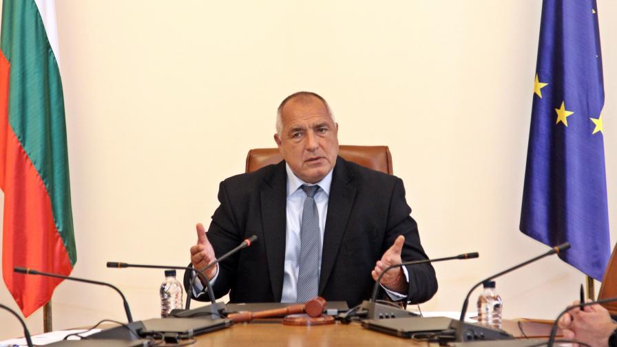 <p>Борисов се разпореди за &bdquo;зелените коридори&rdquo;</p>