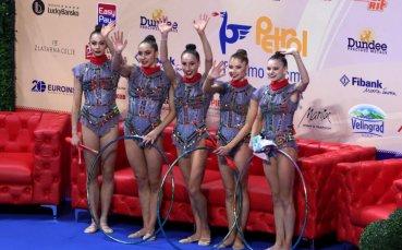 Безапелационно представяне за ансамбъла ни в Баку донесе злато за България
