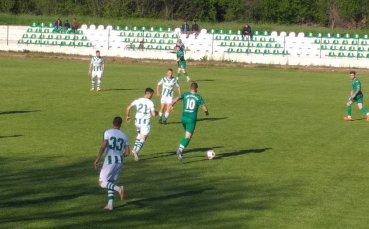 Вихрен вкара 3 в Ихтиман, Златков с два гола