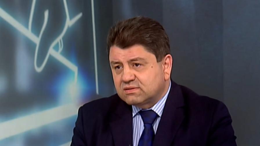 Ципов: Сам реших да оттегля кандидатурата си