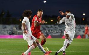 Севиля измъкна хикс от Реал и го отдалечи от титлата