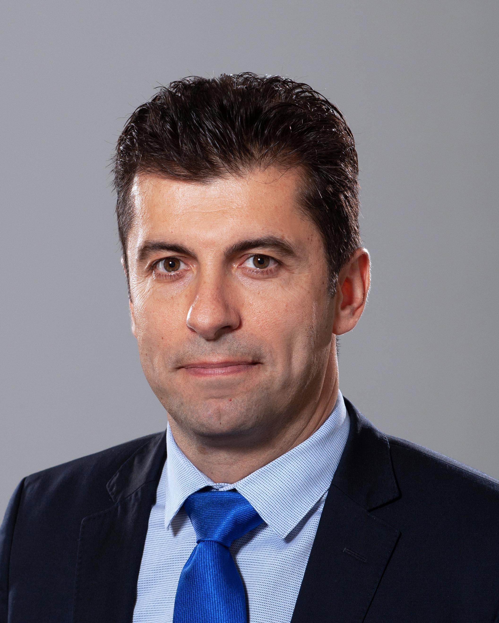 <p>Кирил Петков Петков - служебен министър на икономиката</p>