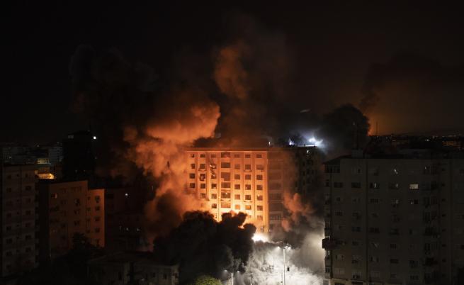 Звездите с позиции за конфликта в Газа