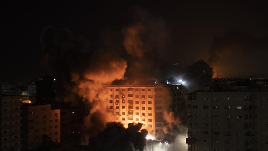 САЩ и ЕС да се намесят или в Газа става мащабна война