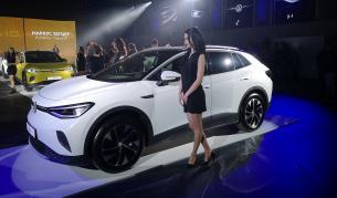<p>Електрическият VW ID.4 дебютира в България</p>