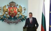 Първите думи на служебния премиер Стефан Янев