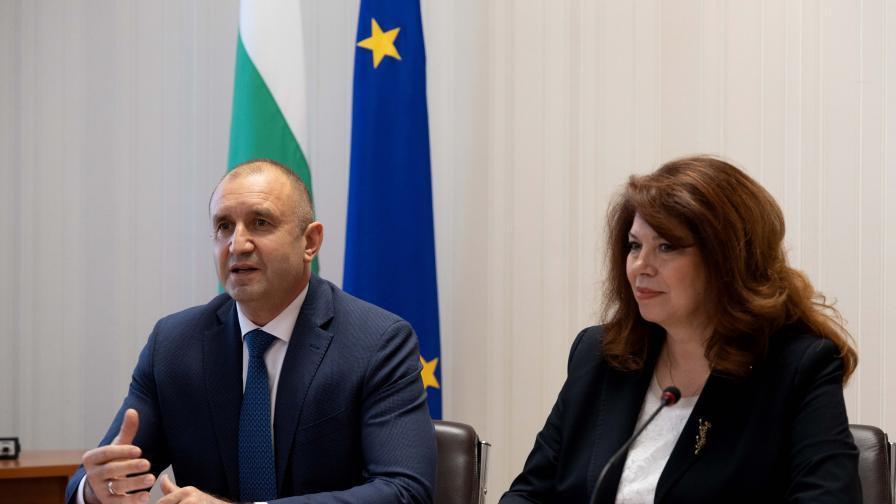 Радев: България е навсякъде, където има човек, който говори, мисли и сънува на български