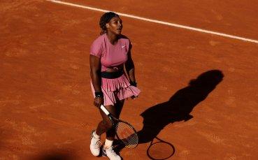 Серина Уилямс загуби от Синякова на турнира по тенис в Парма