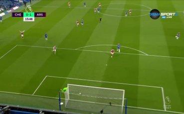 Челси - Арсенал 0:1 /репортаж/